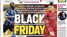'Disturbing': Italian newspaper's 'Black Friday' preview sparks racism storm