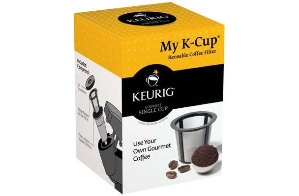 Keurig revives refillable K-Cups following disappointing sales