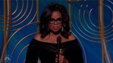 ¡Las mujeres al poder! Oprah, Nicole y muchas más dieron los discursos más poderosos de los Globos de Oro