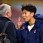 Jose Mourinho hails 'fantastic' Son Heung-min and Harry Kane after Burnley win