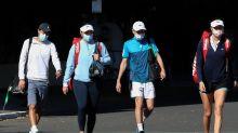 Two more Australian Open tennis players test positive for coronavirus