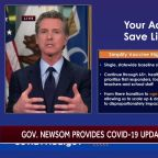 Gov. Newsom: State will transition to age-based eligibility for COVID-19 vaccines