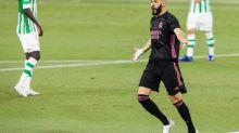 Foot - ESP - Real - Espagne:le Real Madrid vient à bout du Betis et lance sa saison