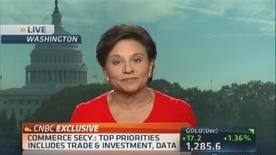 Pritzker: Innovation drives growth in this country