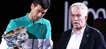'Not allowed': Aus Open boss on Djokovic furore