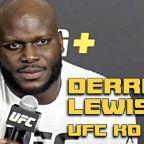Derrick Lewis amazed to hold UFC Heavyweight KO record (UFC Vegas 6 post-fight)