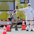 Coronavirus latest news: British passengers left in limbo over Diamond Princess evacuation