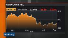 Glencore Posts Record 1H Profit