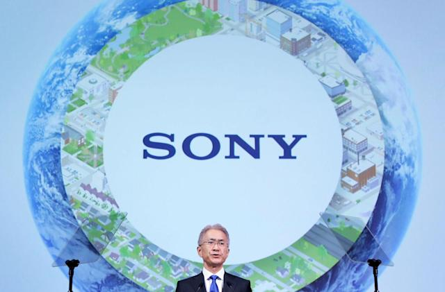 Sony makes moves to dominate image sensors and music
