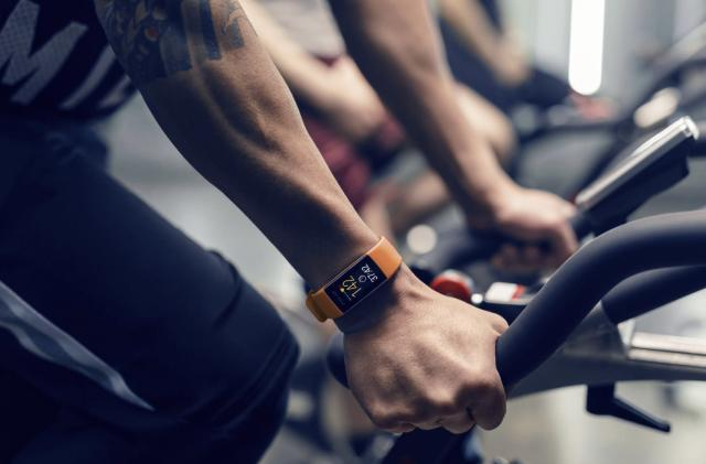Polar's new fitness tracker constantly monitors your heart rate