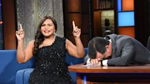 Mindy Kaling reminds women you 'don't have to be a size 0 to wear a bikini'