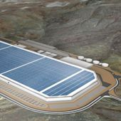 Why Tesla is rushing to finish the 'gigafactory' way ahead of schedule