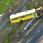 Driver in fatal I-80 school bus crash sentenced to 10 years