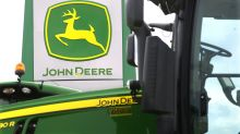 Deere beats 3Q profit forecasts