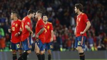 Inglaterra le baja los humos a la España de Luis Enrique