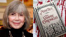 Anne Rice's 'Vampire Chronicles' TV Series Heads to Hulu