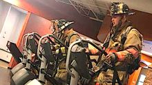 Firefighters Pay Tribute To 9/11 Heroes By Climbing 110 Flights Of Stairs
