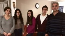 Syrian family settling into new Bedeque home