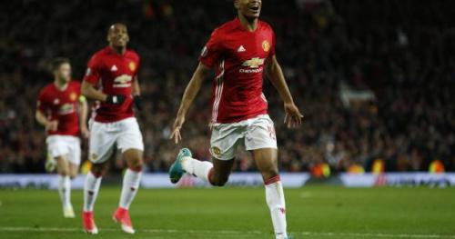 Foot - ANG - MU - José Mourinho ne veut pas voir Marcus Rashord en U21 de l'équipe d'Angleterre