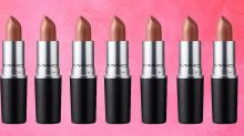 The £2 lipstick that's a dupe for MAC Velvet Teddy