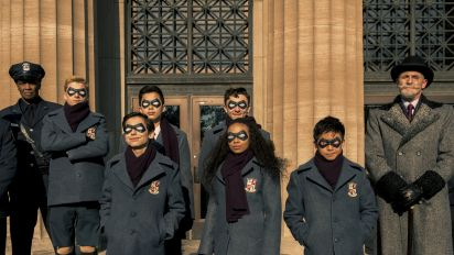'The Umbrella Academy' Is Dazzlingly Entertaining and Funny