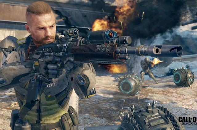 Last-gen systems aren't getting new 'Call of Duty' maps