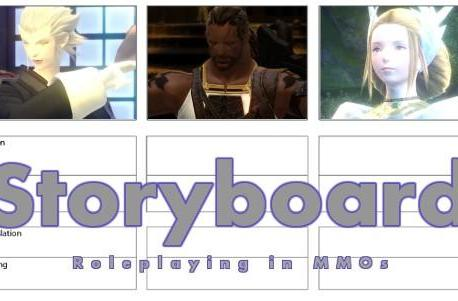 Storyboard: The leveling effect