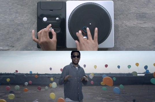 Screen Grabs: DJ Hero makes cameo in Kid Cudi video, comes back full circle