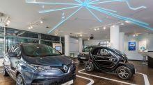Renault Reports Record $8 Billion Loss