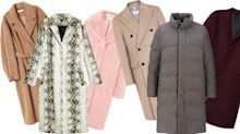 Autumn coats round-up: 50 best styles for women and men this season