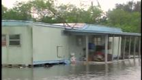 Clearwater mobile home park evacuated