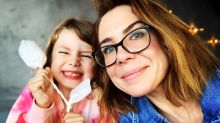 Kate Ritchie shares rare snaps of daughter Mae
