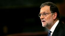 Rajoy urges MPs to back his bid to end Spanish gridlock