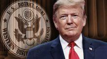 Trump takes aim at district court vacancies as he remakes judiciary