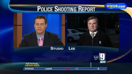Lee police shooting ruled justified