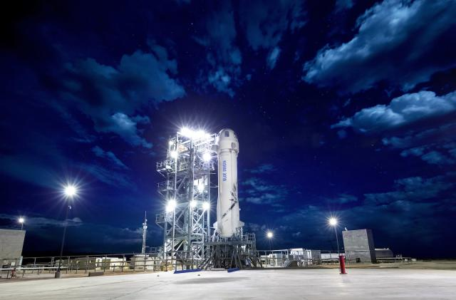 Blue Origin will perform a high-altitude abort test at 11AM ET (updated)