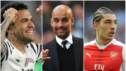 Guardiola adds Kimmich, Bellerin and Dani Alves to defensive wishlist