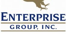 Enterprise Group Announces Results for First Quarter 2021