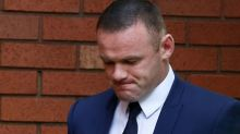 Ex-England captain Wayne Rooney pleads guilty to drink-driving