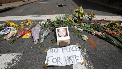 Number of hate groups in U.S. hits 20-year high
