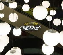 Cineplex Shares Close at Record Low on Sales, Profit Slump