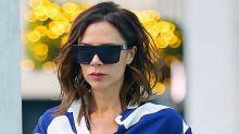 Posh Spice is back! Victoria Beckham films Carpool Karaoke with James Corden