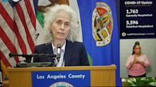 "Los Angeles Coronavirus Update: L.A. Health Director Says, ""Closing The Bars Worked,"" Amid Promising COVID Numbers"