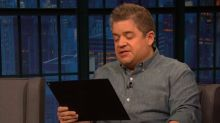 Patton Oswalt reads Michelle McNamara's chilling final words to the Golden State Killer