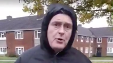 Conservative candidate under fire for saying 'nuisance' council tenants should live in tents