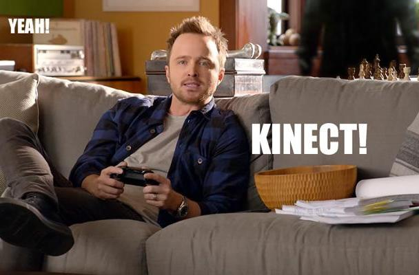 Aaron Paul is messing with people's Xbox Ones