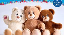 Build-A-Bear® 'Embraces' The Power Of Hugs For National Hug Day With Special Deals On Select Furry Friends