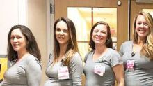 There's A WILD Baby Boom Happening At A Hospital In Maine—And This Photo Proves It