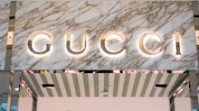 Shares at Gucci parent company slump after sales slowdown