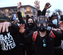 Photos: Continued unrest in Minnesota over death of Daunte Wright during police encounter